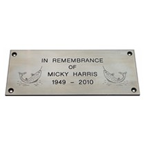 Bench Plaques (Brass)